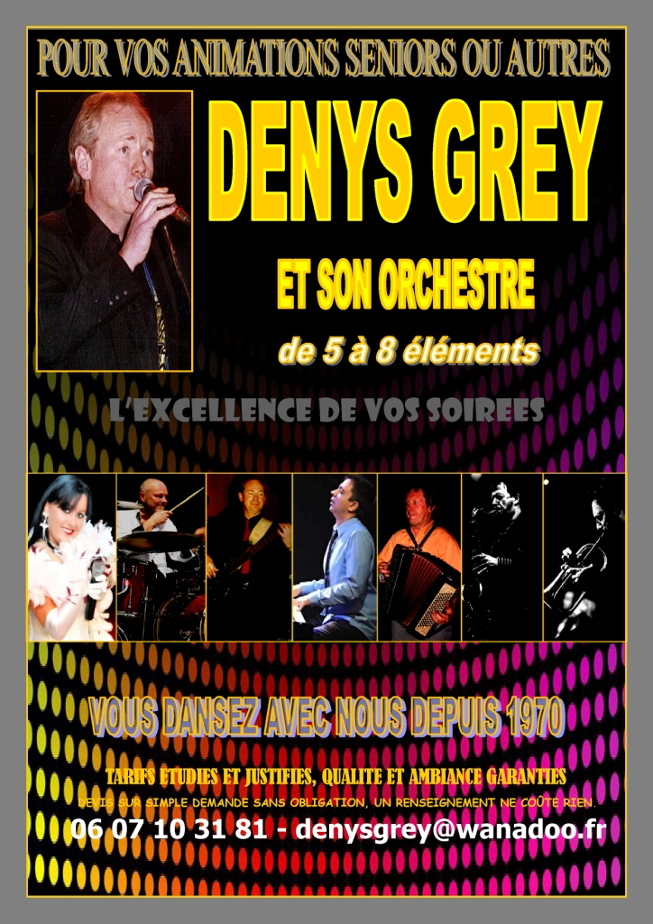 DENYS GREY ORCHESTRA