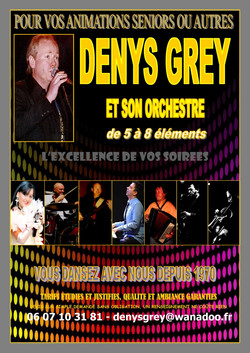 DENYS GREY ORCHESTRA