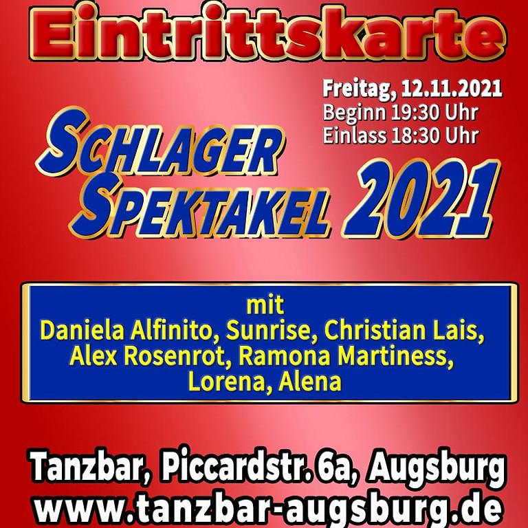 Schlager Spektakel 2021, Tag 1, Freitag 12.11.2021