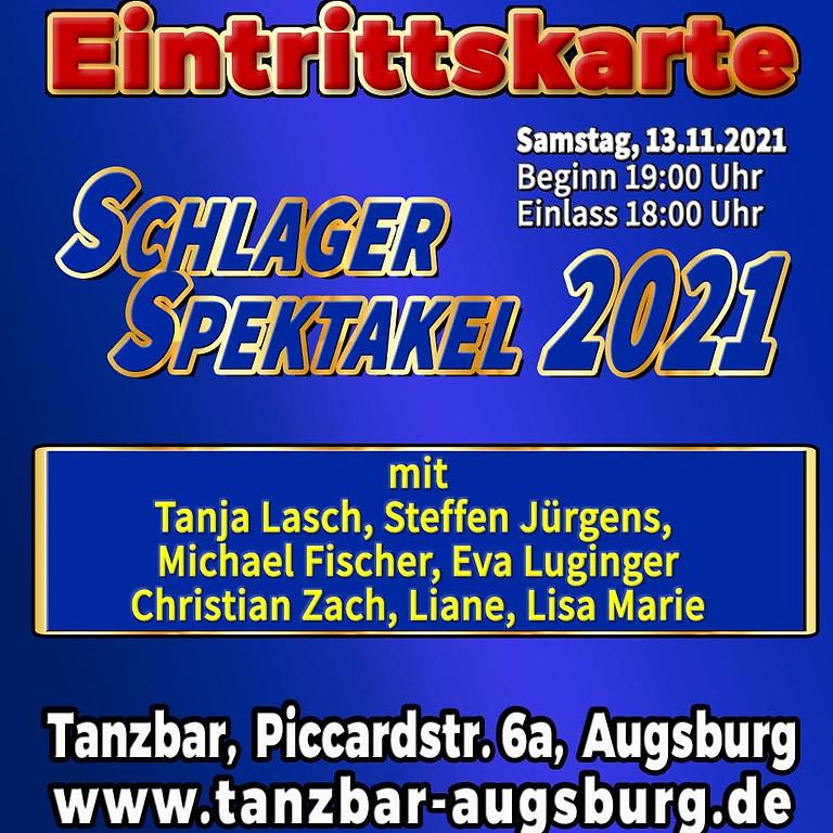 Schlager Spektakel 2021, Tag 2, Samstag 13.11.2021