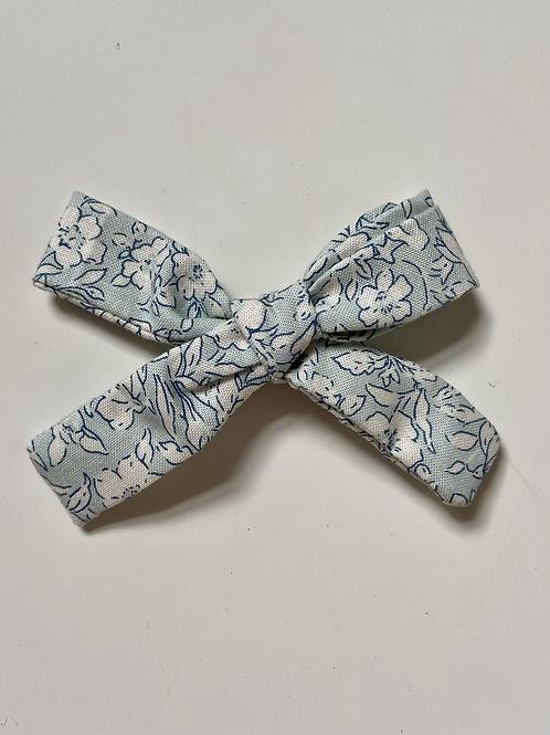 Liberty Floral Print Handmade Hair Bow