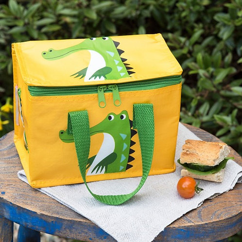 Crocodile Lunch Bag