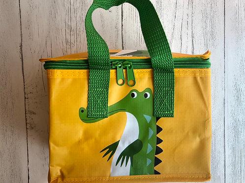 Crocodile Insulated Lunch Bag