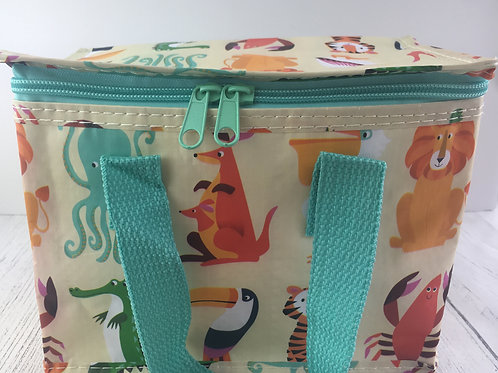 Colorful Creatures Lunch Bag