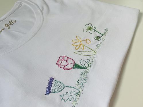 Summer Flower T-Shirt
