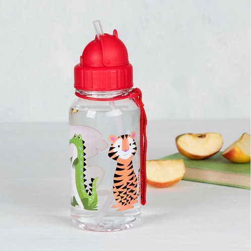 Colourful Creatures Water Bottle