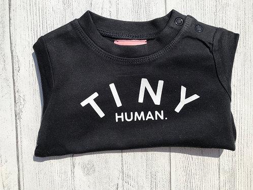 TINY HUMAN Short Sleeve Tee