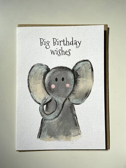 Enid The Elephant