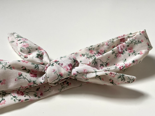 Adult Floral Print Headwrap