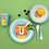 Thumbnail: Charlie The Lion Bamboo Tableware