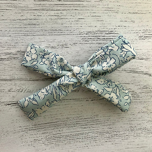Liberty Floral Print Handmade Hair Bow