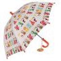 Colourful Creatures Childrens Umbrella