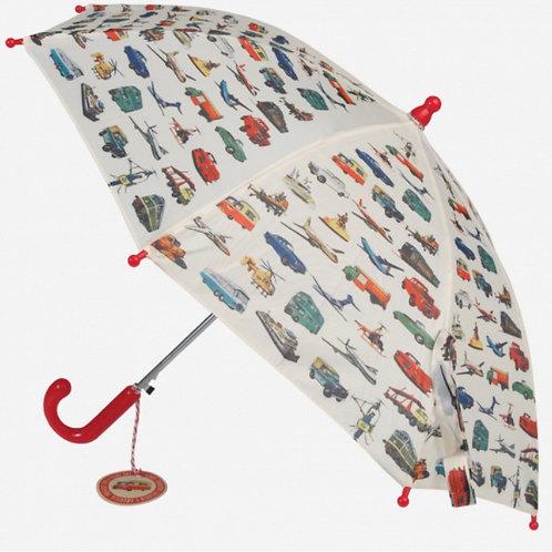 Vintage Transport Umbrella