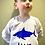 Thumbnail: Personalised Shark Jumper