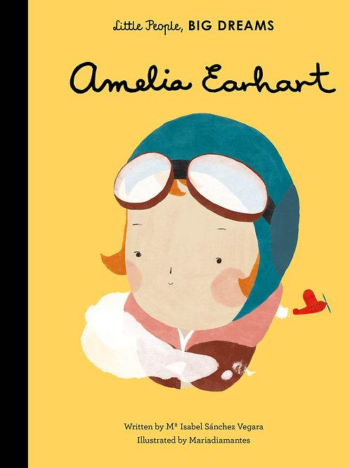 Little People Big Dreams: Amelia Earhart