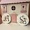 Thumbnail: Alphabet Nursery Plaque