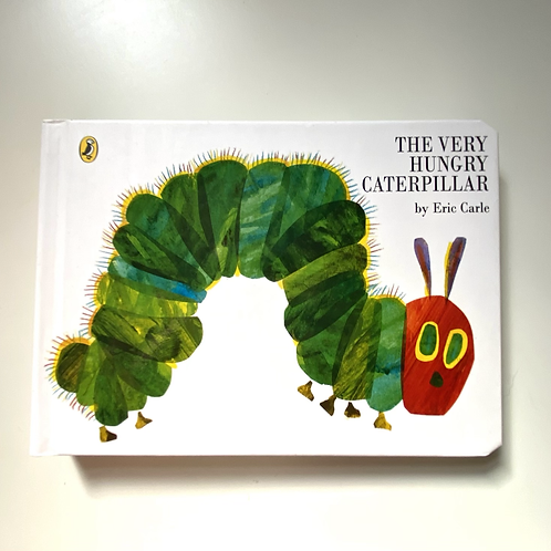 Very Hungry Caterpillar (Board)