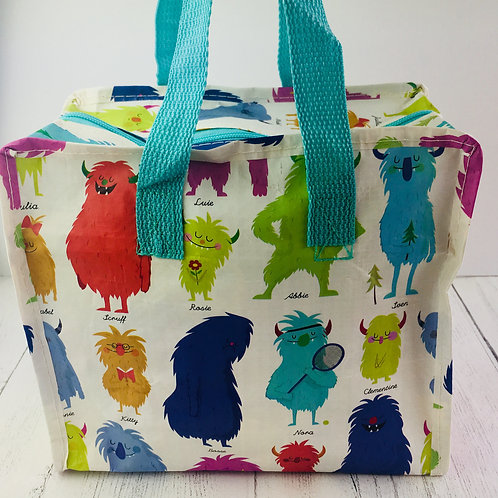 A Handy Monsters of The World Bag