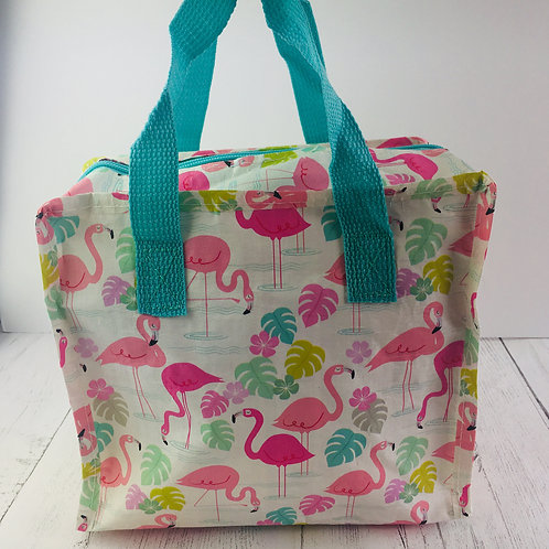 A Handy Flamingo Bay Bag