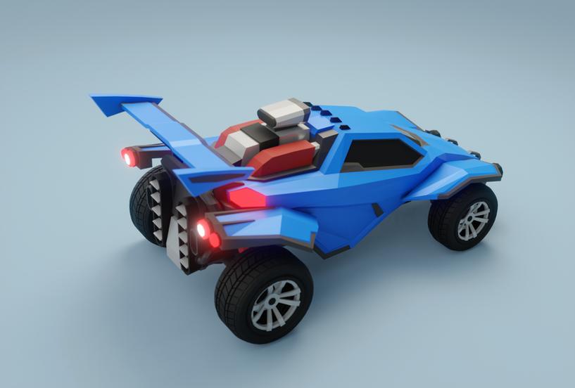 Octane Car