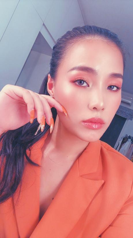 Warm Caramel Makeup Tutorial (Lip & Co feat. Leng Yein Summer Seduction)