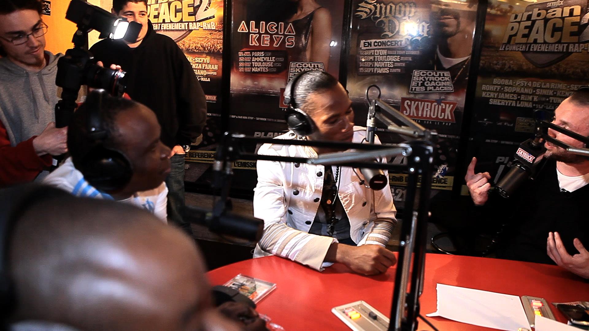 Didier Drogba et magic systéme