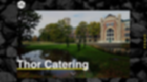 Thor Catering website