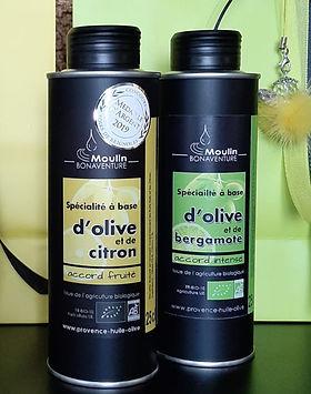 Verkauf Bio-Olivenöle, Moulin Bonaventure, Karin Brandstetter