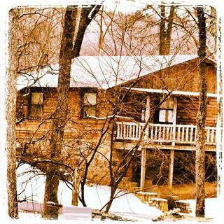 Winter at Lindsey's Resort
