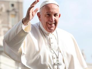 Anuncian dos actividades del Papa Francisco para inicios de mayo