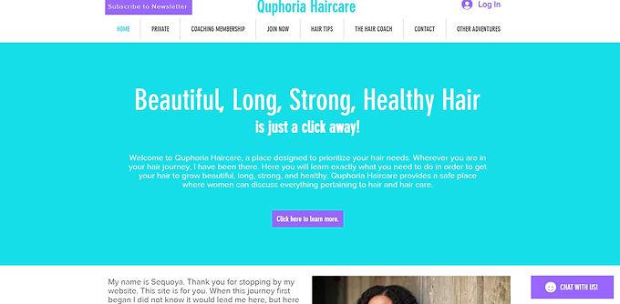 Quphoria Haircare