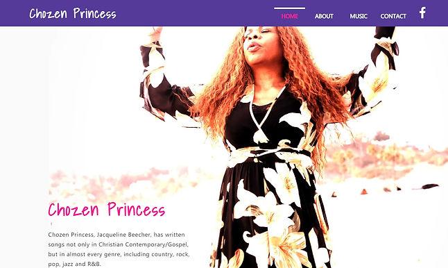 Chozen Princess