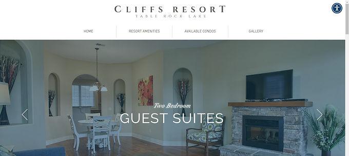 Cliffs Resort Branson