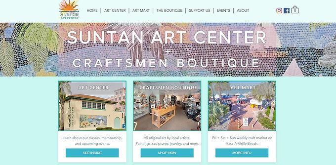 Suntan Art Center