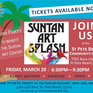 Suntan Art Center Art Splash