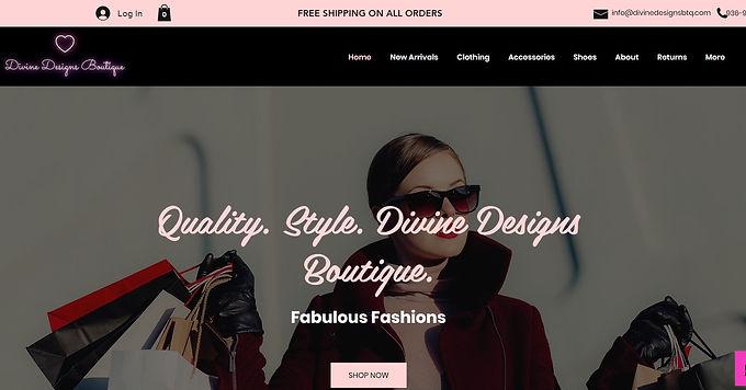 Divine Design Boutique