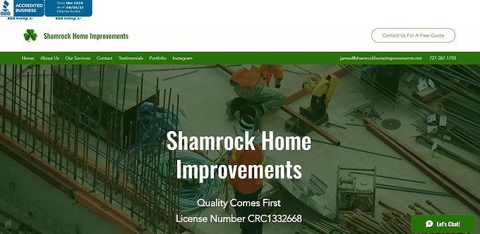 Shamrock Home Improvements