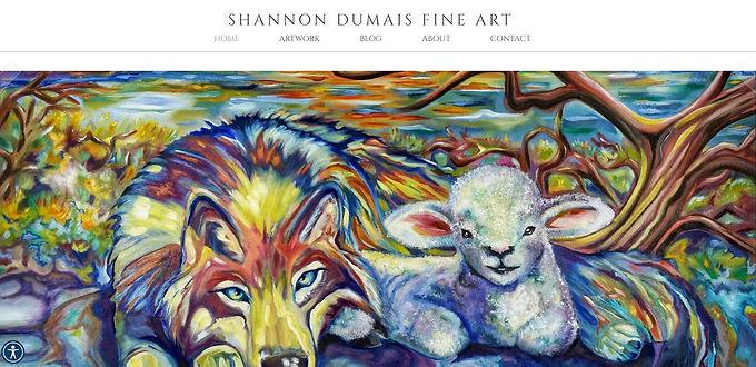 Shannon Dumais Fine Art