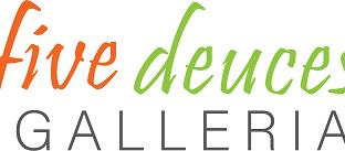 Five Deuces Galleria Logo