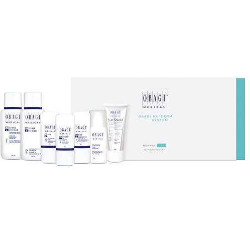 Obagi Nu-Derm the complete range *consultation required