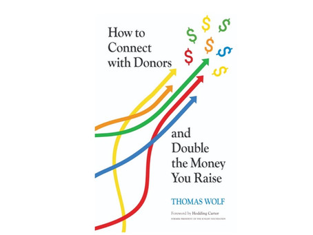 How to Connect with Donors and Double the Money You Raise
