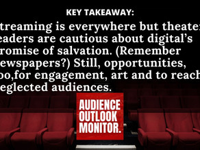"""""""Digital Theater Is All The Rage But Could It Destroy The LiveTheater?"""""""