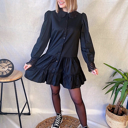 Robe Lisa noir