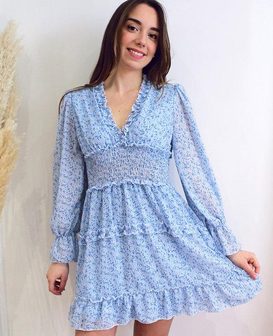 Robe Marine bleu