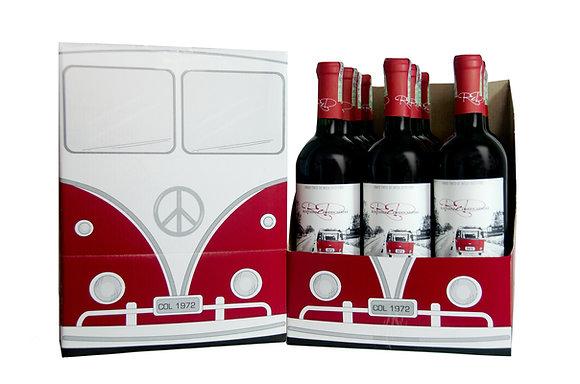 Cabernet Sauvignon+Merlot ReD 12 garrafas