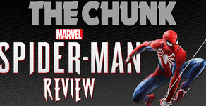 Our Official Review of Spider-Man for PS4! - The Chunk Gaming #1