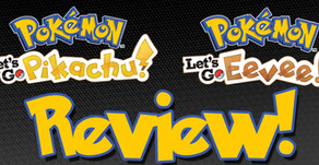 Pokemon: Let's Go Pikachu & Eevee Review - The Chunk Gaming #2