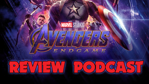 The Avengers: Endgame Full Review Podcast
