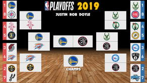 Our 2019 NBA Playoff Bracket Predictions