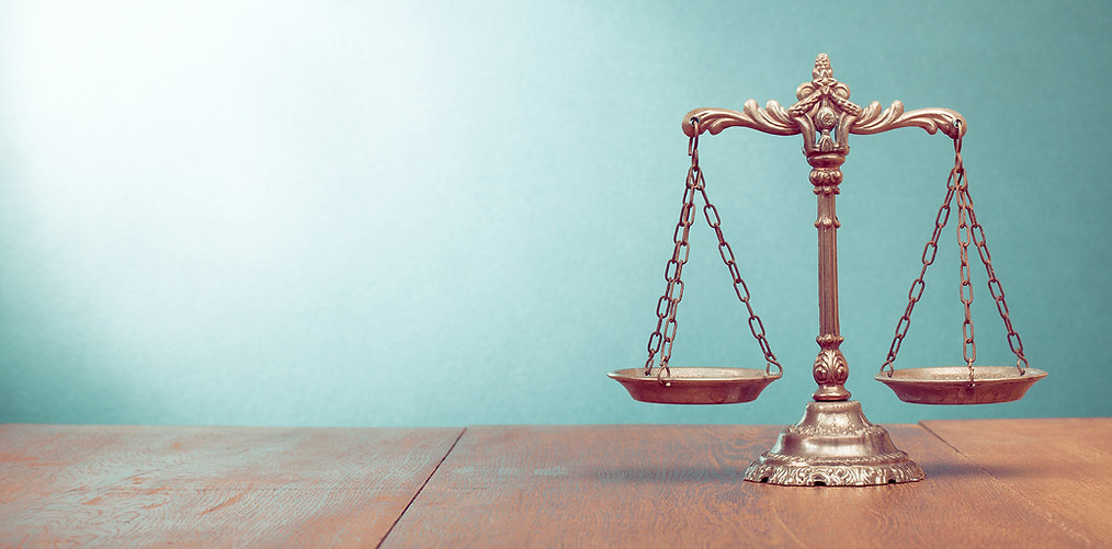 Probate Court Justice Scale